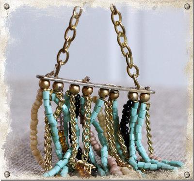 Halsband Jannika Turkos - utgående