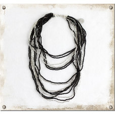 Halsband Sara Svart - utgående