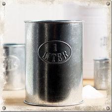Mått zink, 1 liter
