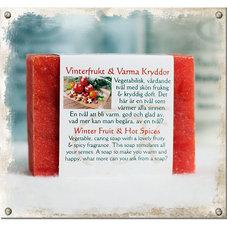 Tvål - Vinterfrukt och Varma Kryddor