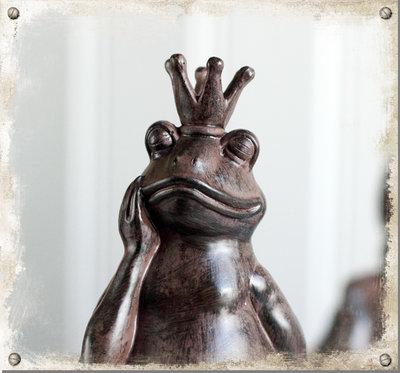 Grodprins Tänkande