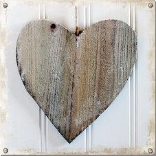 Hjärta i trä, natur
