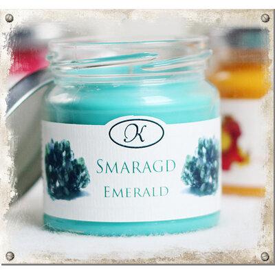 Doftljus - Smaragd