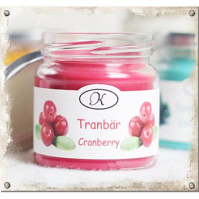 Doftljus - Tranbär