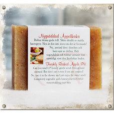Tvål - Nygräddad Äppelkaka - utgående